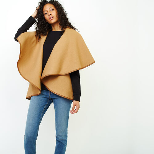 Roots-Women Our Favourite New Arrivals-Julia Cape-Camel-A