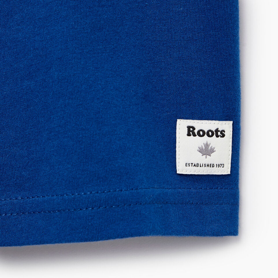 Roots-Kids Our Favourite New Arrivals-Baby Gradient Cooper T-shirt-Active Blue-C