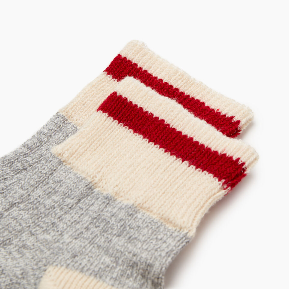 Roots-undefined-Womens Cotton Cabin Ankle Sock 2 Pack-undefined-B