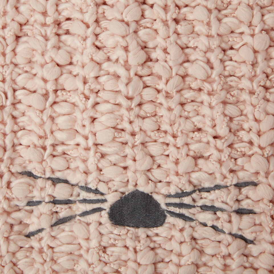Roots-Winter Sale Kids-Girls Charlotte Snood-Pink Mix-D