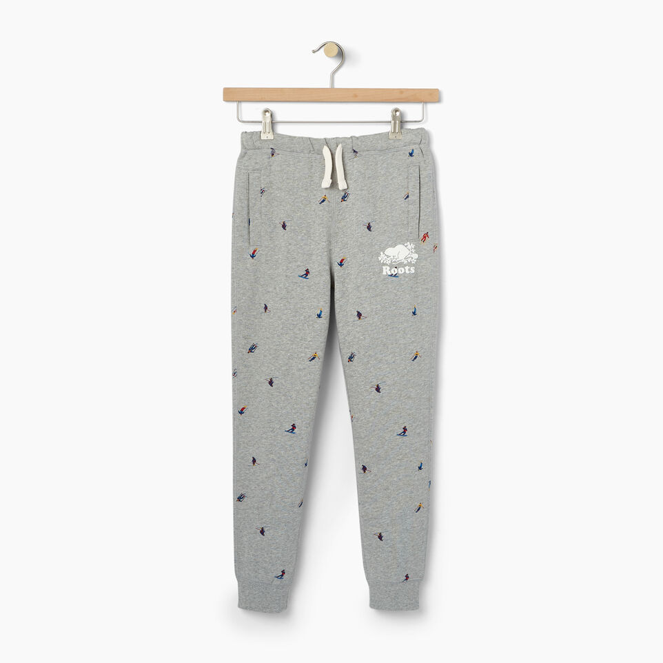 Roots-Kids Our Favourite New Arrivals-Boys Skier AOP Sweatpant-Grey Mix-A