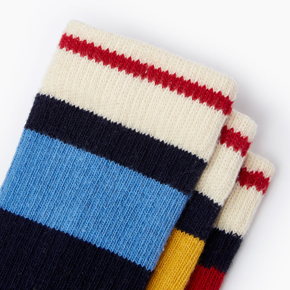 Roots-undefined-Toddler Rugby Sock 3 Pack-undefined-D