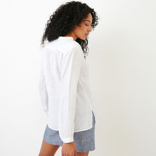 Roots-Women Our Favourite New Arrivals-Camrose Top-White-D