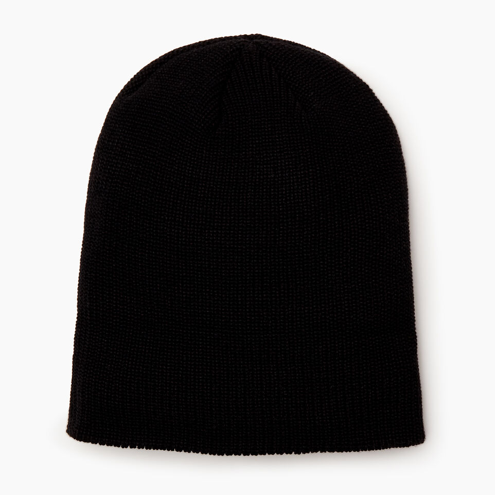 Roots-Men Categories-Hamilton Toque-Black-C