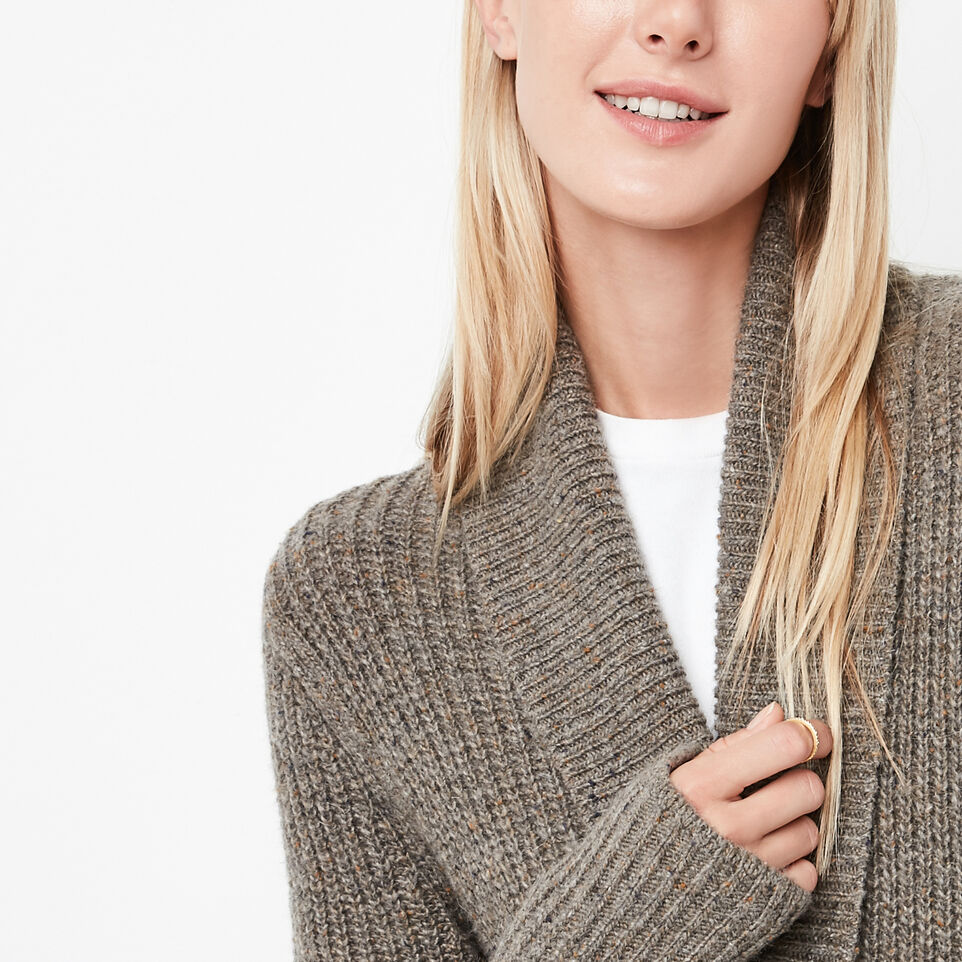 Roots-undefined-Manteau Cardigan Châle Emery-undefined-C