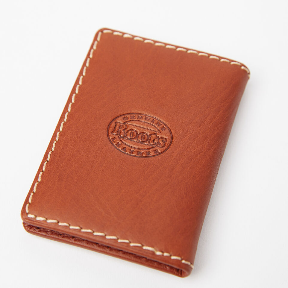 Roots-undefined-Card Case With ID Veg-undefined-D