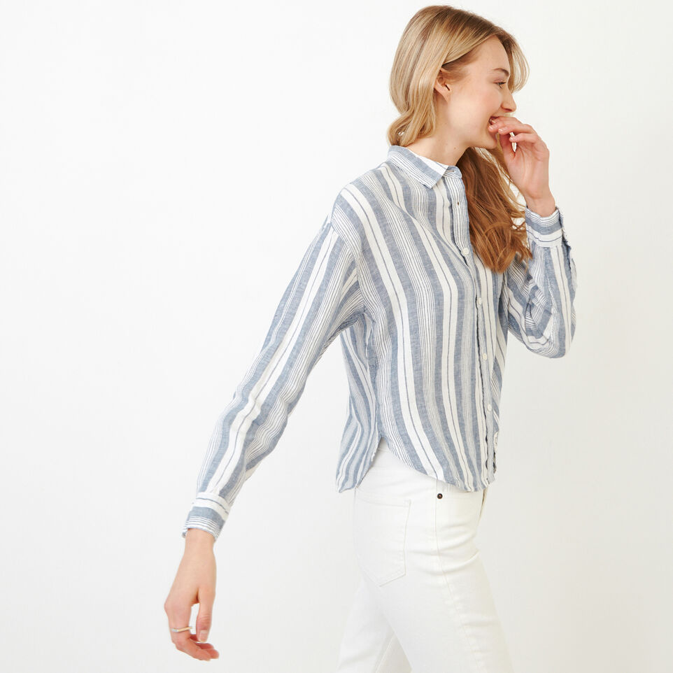Roots-undefined-Baeberry Linen Shirt-undefined-C