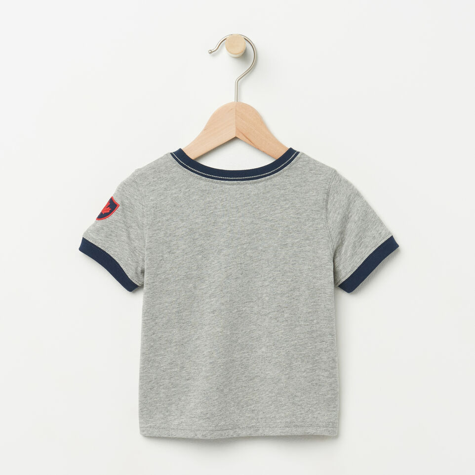 Roots-undefined-Baby Sutton Ringer T-shirt-undefined-B