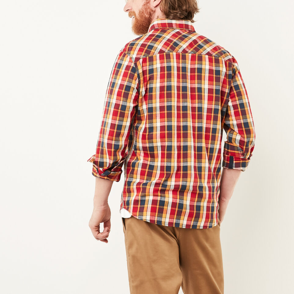 Roots-undefined-Riverside Plaid Shirt-undefined-D