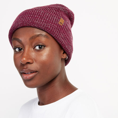 Roots-Men Accessories-Hamilton Toque-Hawthorn Rose-A