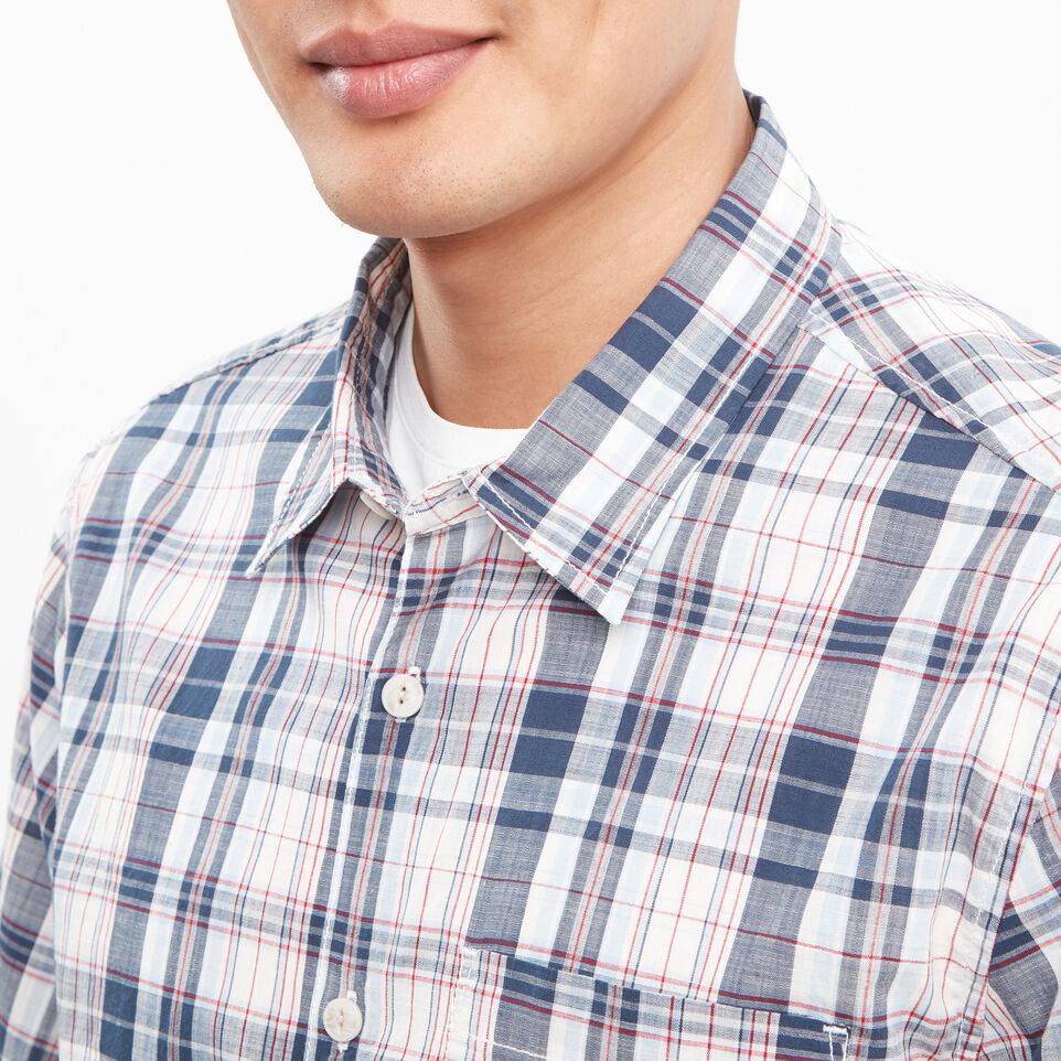 Roots-undefined-Tofino Madras Shirt-undefined-B