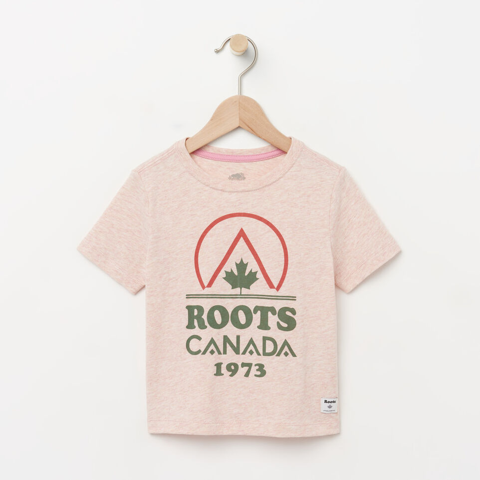 Roots-Toddler Classic Camp T-shirt