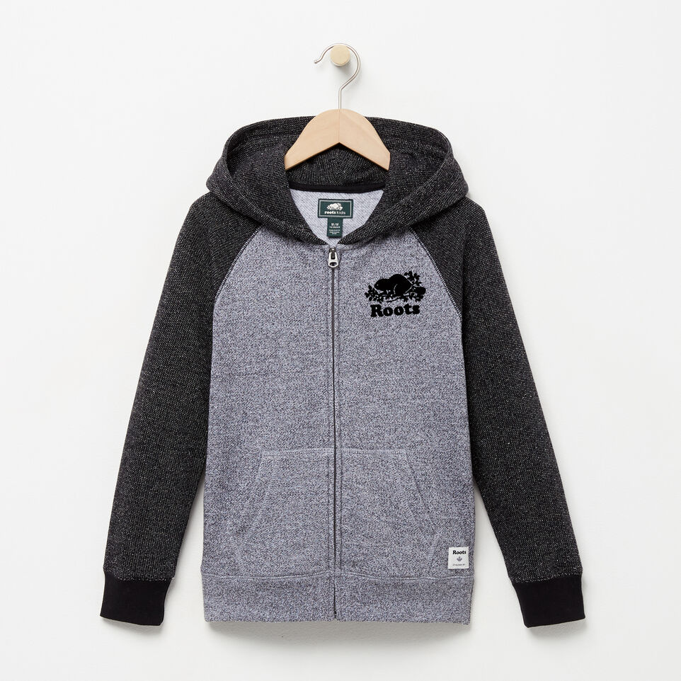 Roots-Boys Original Full Zip Hoody