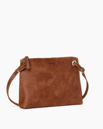 Roots-Leather Bestsellers-Edie Bag-Natural-A