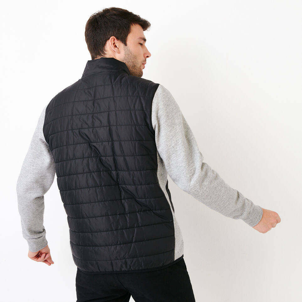Roots-New For July Daily Offer-Roots Hybrid Jacket-Black-D