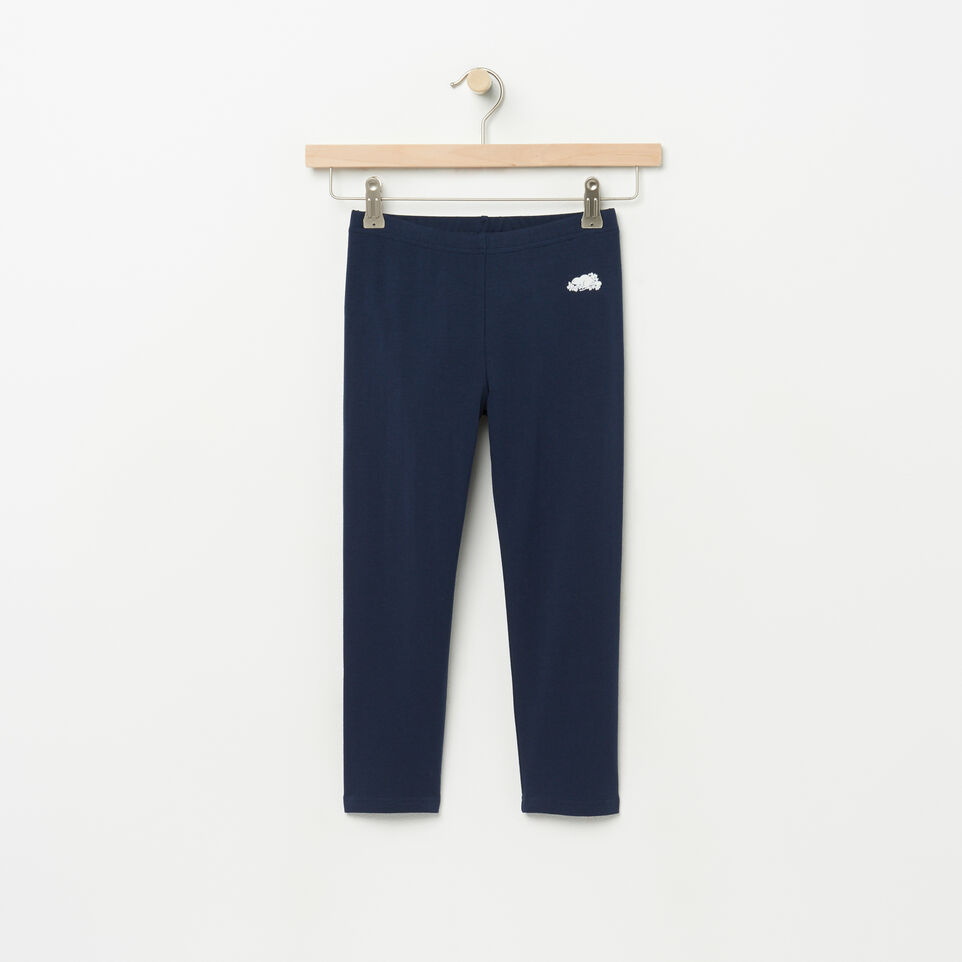 Roots-Girls Capri Legging