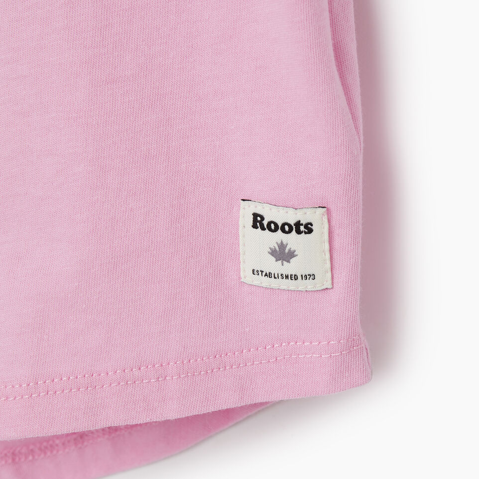 Roots-Kids Tops-Toddler Life Is Better T-shirt-Pastel Lavender-D