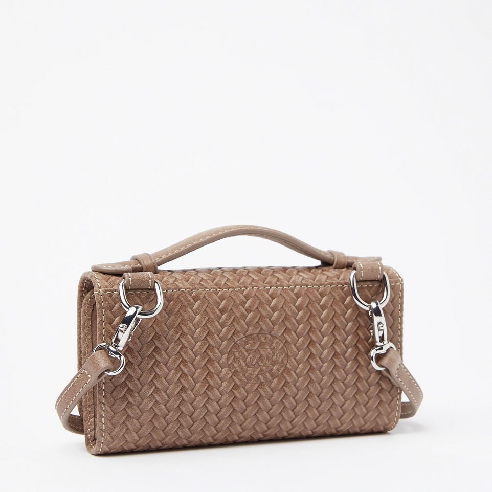 Roots-undefined-Turnlock Wallet Bag Woven Tribe-undefined-C