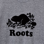 Roots-undefined-Mens Original Cooper Beaver T-shirt-undefined-D