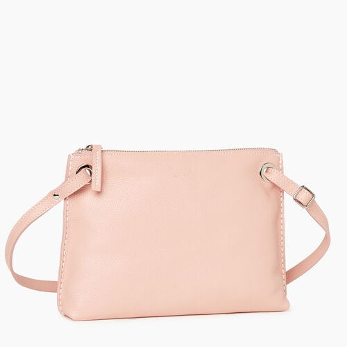 Roots-Women Crossbody-Edie Bag Cervino-Pink Pearl-A