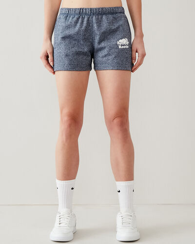 Roots-Shorts Women-Original Sweatshort 3.5 In-Navy Blazer Pepper-A