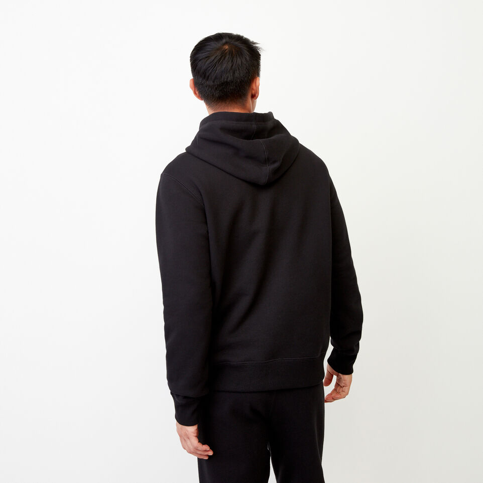 Roots-Men Our Favourite New Arrivals-Cooper Reflect Hoody-Black-E