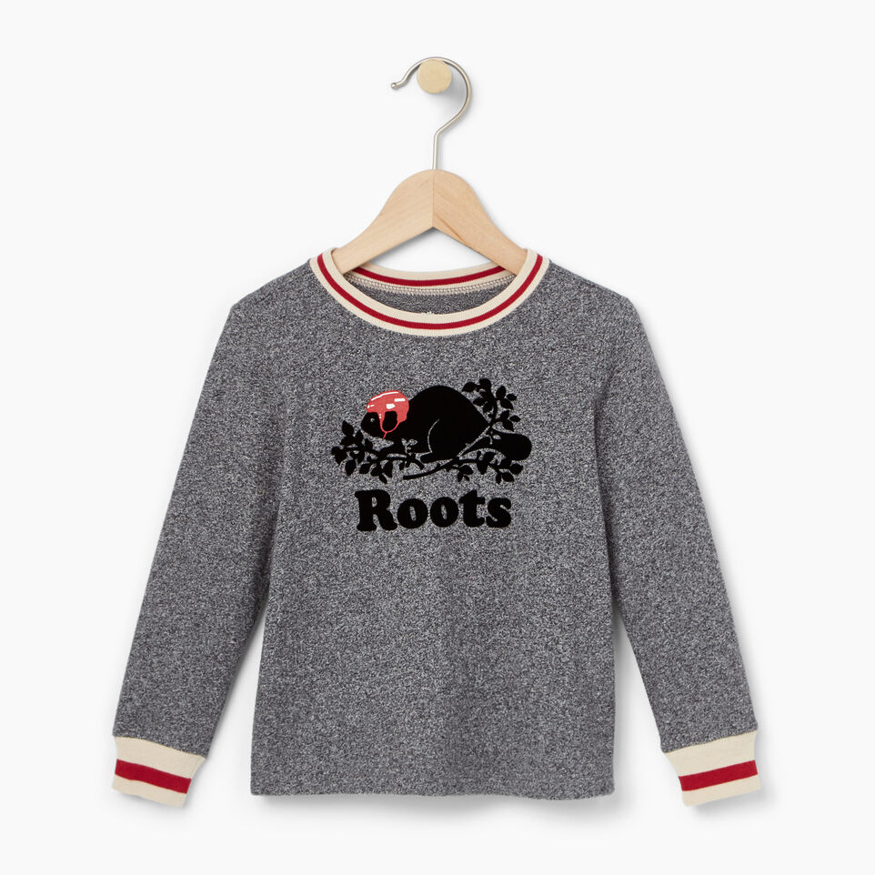 Roots-undefined-Toddler Hockey Buddy PJ Set-undefined-B