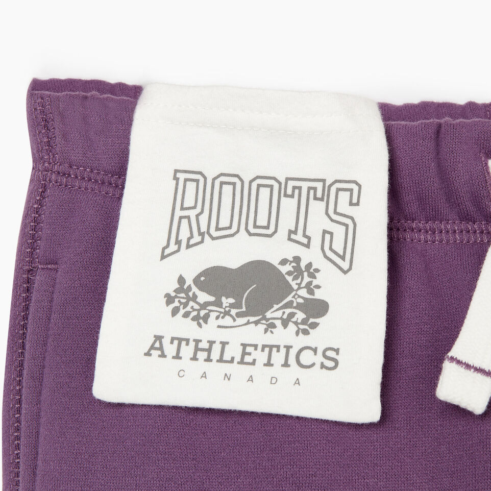 Roots-undefined-Girls Original Roots Sweatpant-undefined-F