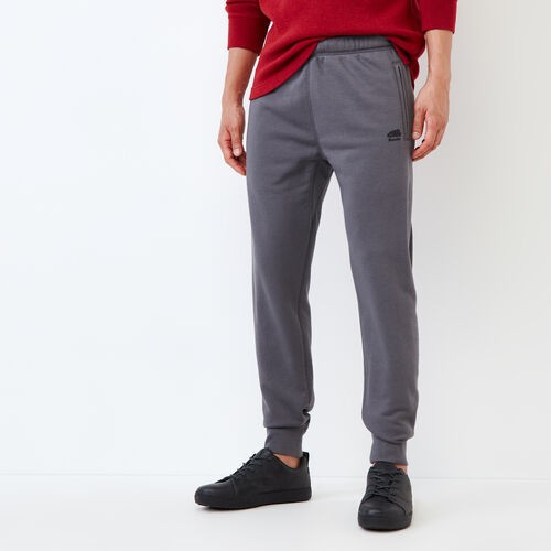Roots-Men Our Favourite New Arrivals-Junction Slim Sweatpant-Castlerock-A
