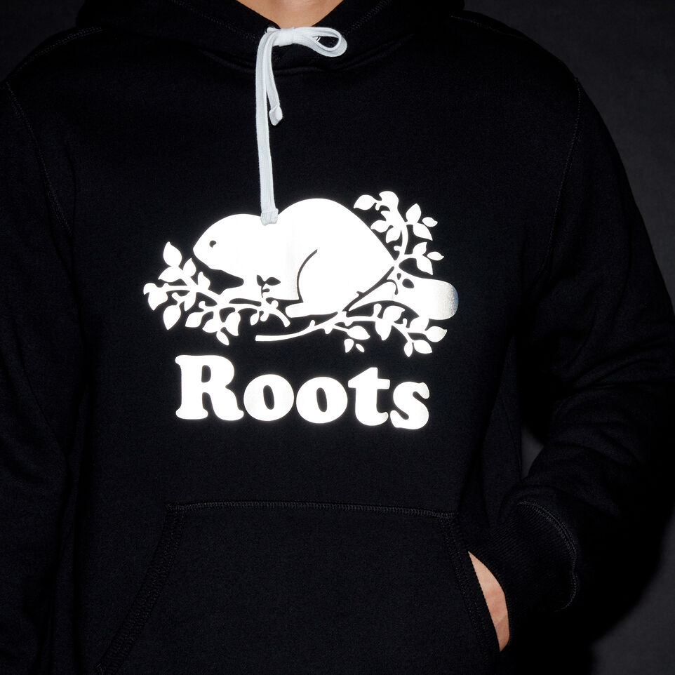 Roots-Men Our Favourite New Arrivals-Cooper Reflect Hoody-Black-B
