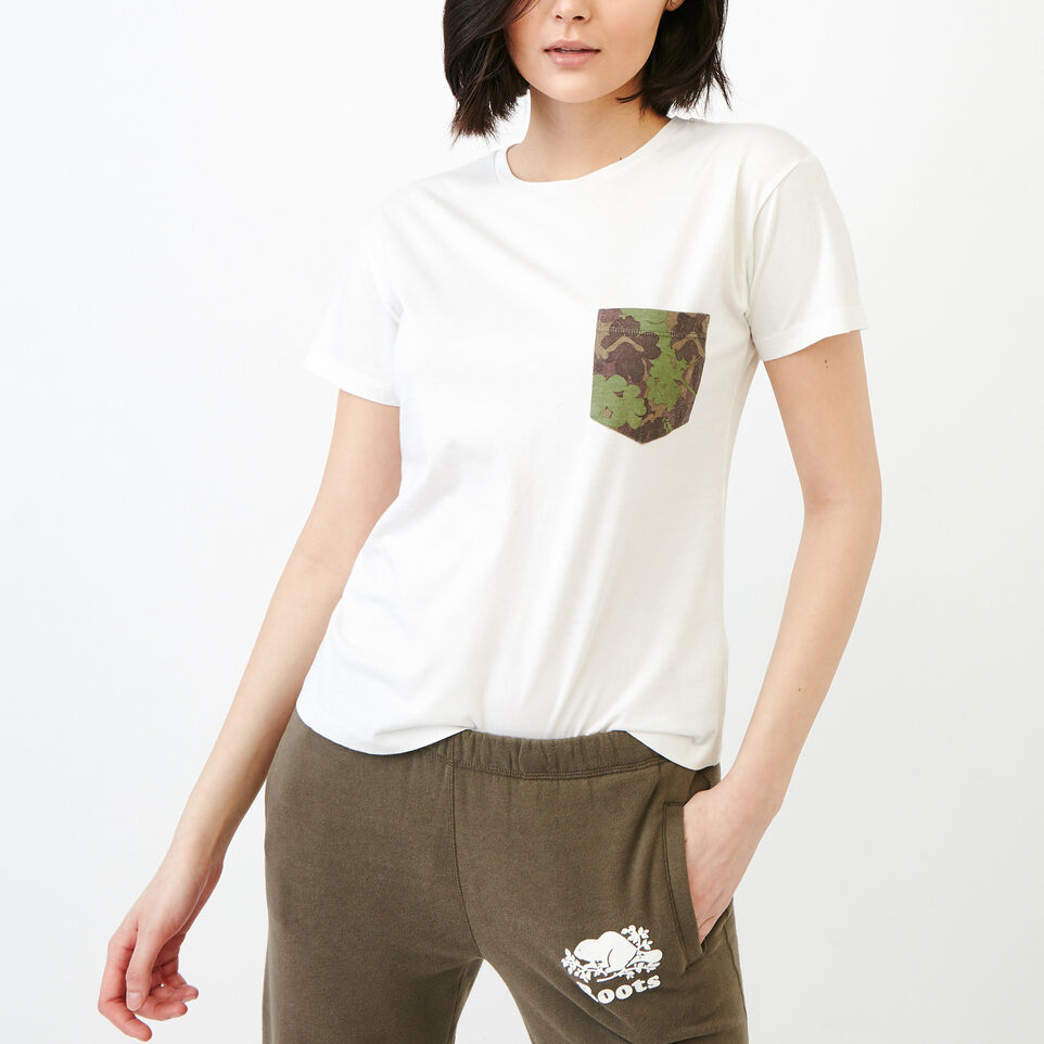 Roots-undefined-Azure Pocket Top-undefined-A