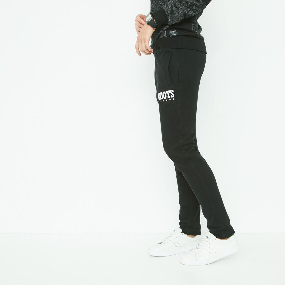 Roots-undefined-Retro Roots Slim Sweatpant-undefined-B