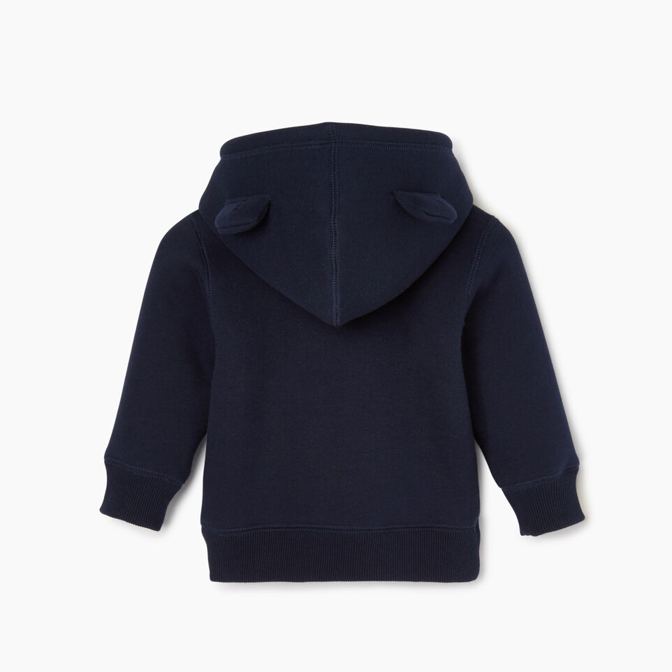 Roots-undefined-Baby Sherpa Lined Full Zip Hoody-undefined-B