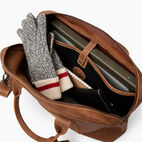 Roots-Leather Collections-Wellington Laptop Bag-Natural-D