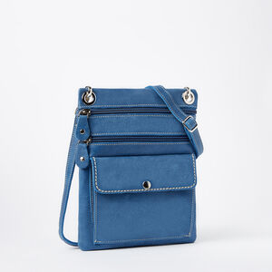 Roots-Leather Roots Original Flat Bags-Urban Pouch Tribe-Infinity-A