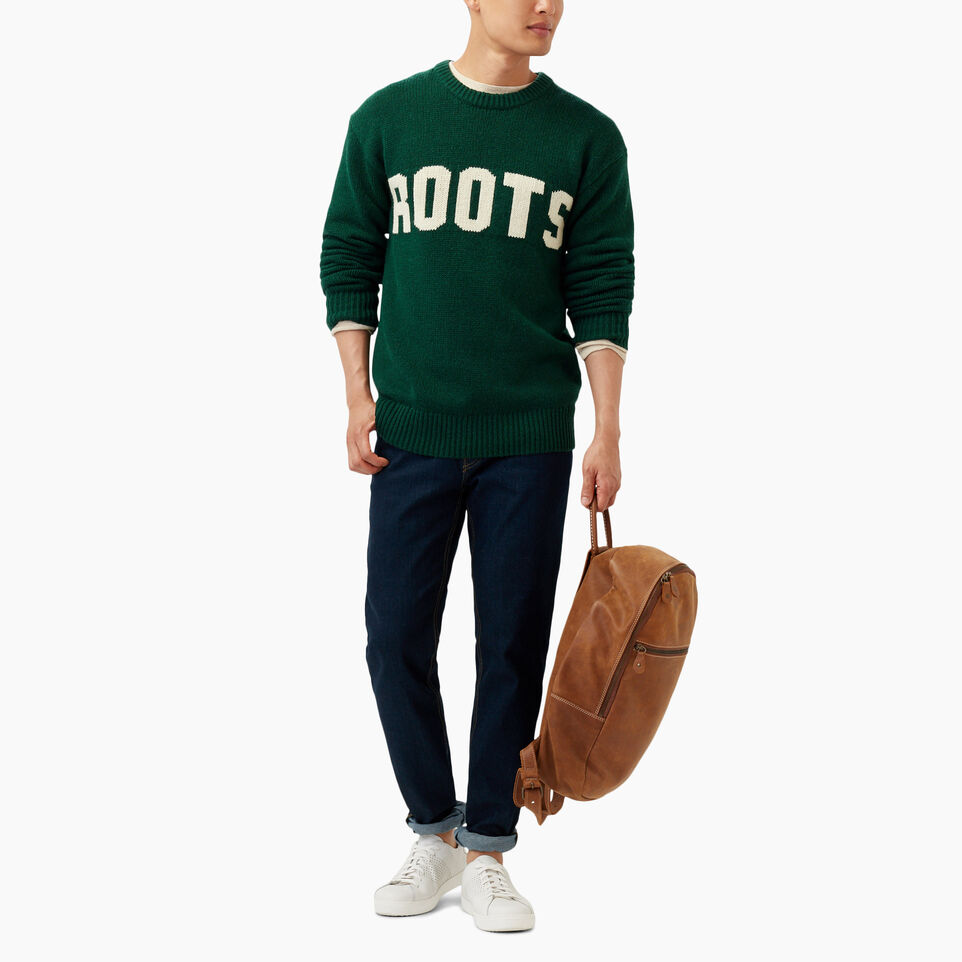 Roots-undefined-Vault Crew Sweater-undefined-B