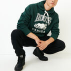 Roots-Men Our Favourite New Arrivals-Classic Kanga Hoody-Park Green Mix-B