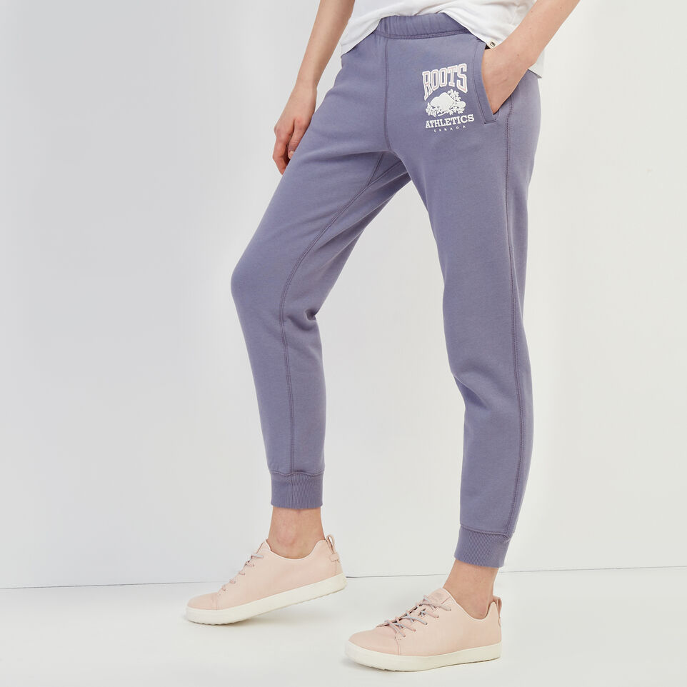 Roots-New For March Rba Collection-RBA Slim Sweatpant-Purple-C