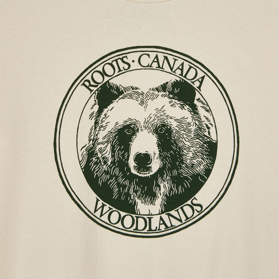 Roots-undefined-Womens Cooper Bear T-shirt-undefined-D