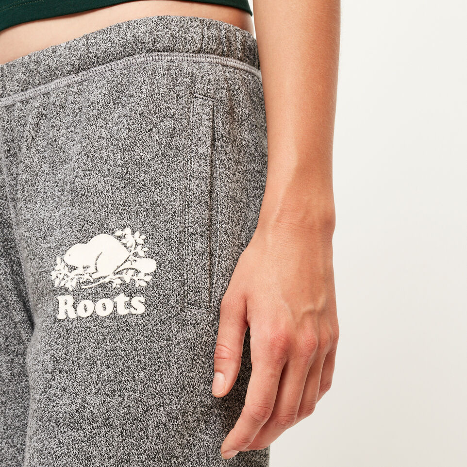 Roots-undefined-Roots Salt and Pepper Original Sweatpant - Regular-undefined-E