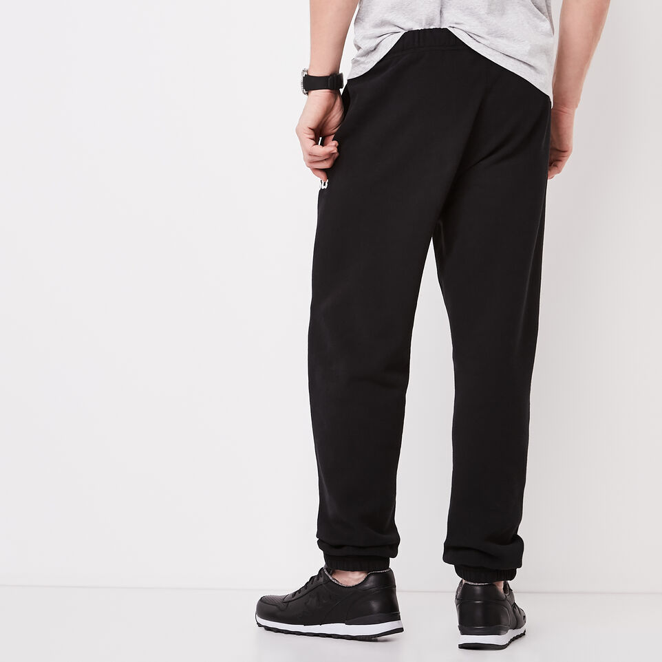 Roots-undefined-Original Wordmark Sweatpant-undefined-D
