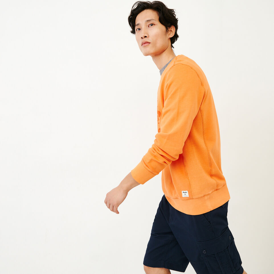 Roots-Men Our Favourite New Arrivals-Sun-oka Cooper Crew-undefined-C
