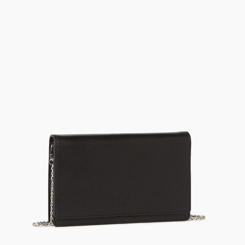 Roots-Leather Our Favourite New Arrivals-Sussex Wallet Bag-Black-A