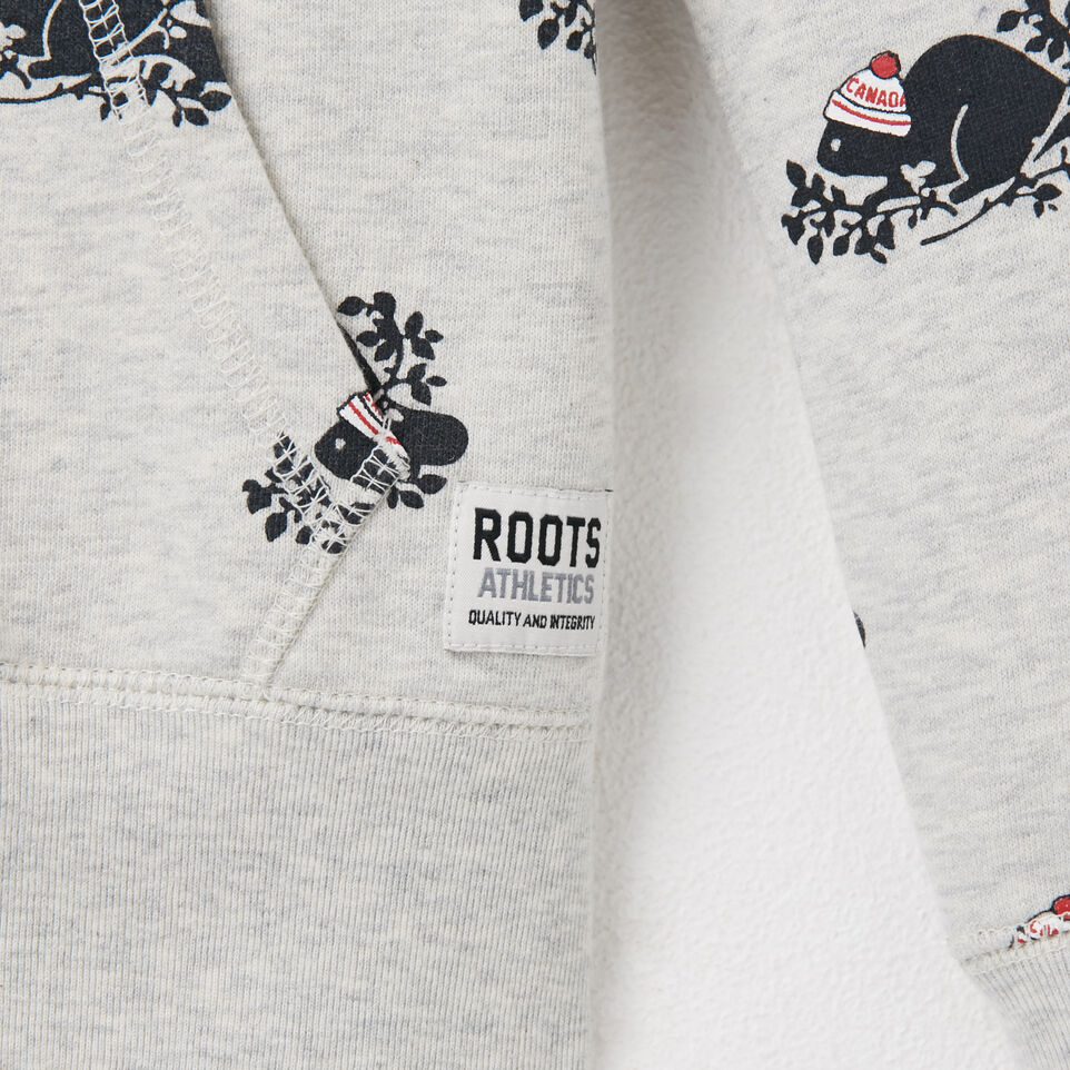 Roots-undefined-Girls Buddy Original Full Zip Hoody-undefined-D