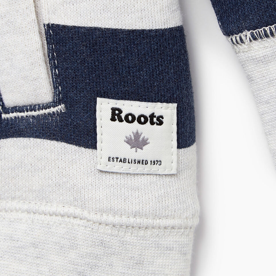 Roots-Kids Our Favourite New Arrivals-Baby Ombre Stripe Full Zip Hoody-White Mix-D