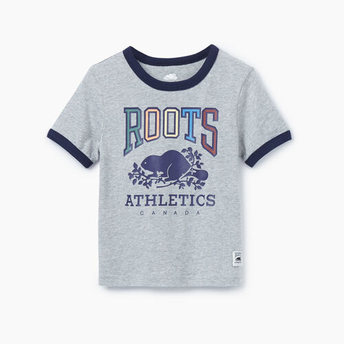 Roots-Kids Our Favourite New Arrivals-Toddler RBA Ringer T-shirt-Grey Mix-A