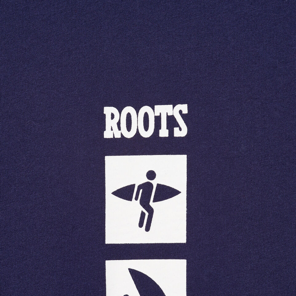 Roots-undefined-Womens Infographic T-shirt-undefined-D