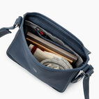 Roots-Leather New Arrivals-Canmore Crossbody Tribe-Navy-D