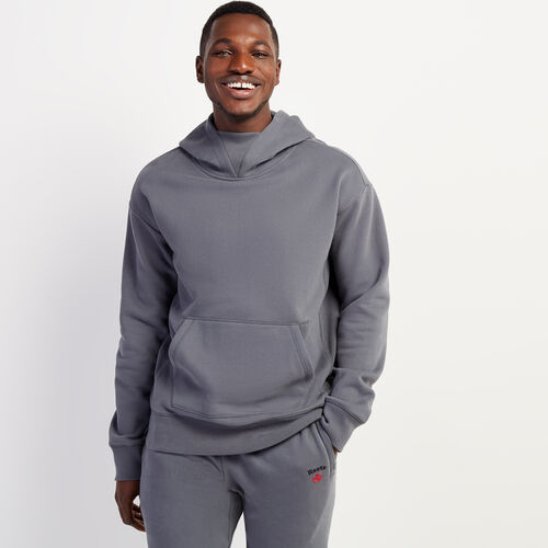Roots-Sweats Sweatsuit Sets-Parkdale Relaxed Kanga Hoody-Blue Ashes-A
