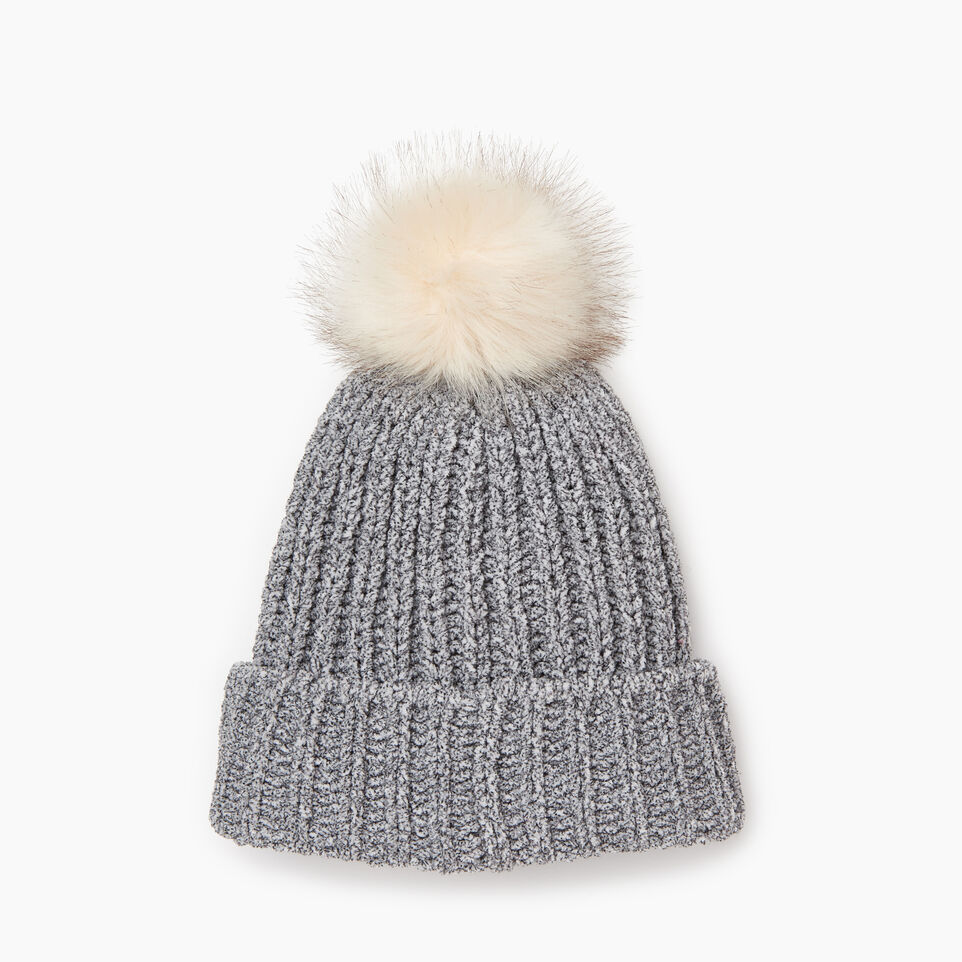 Roots-undefined-Kid Girl Chenille Toque-undefined-C